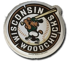 Woodchucks Magnet